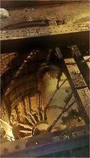 【熊本県K市】割込み人孔、本管偏芯対応『ラウンドプレスHPD1000RR』